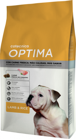 Ficticio 4kg Optima Lamb Rice A4