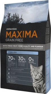 cat maxima grain free sterilized